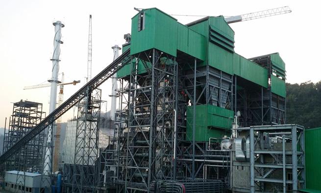 Coal & Limestone Handling System for M/s. Bijao Electric Company, Honduras, S.A.  Tonnage: 1500 MT