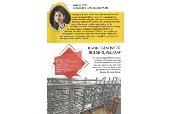 Turbine Generator Building, types of material handling equipment, coal based power plant, Turbine generators,
